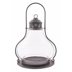 Фенер - стъкло и метал