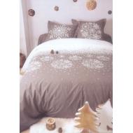 Спален комплект STOF FLOCONS ANTHRACITE - HP 38134001/ 18134001