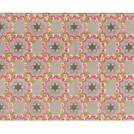 Покривка Свежи цветове Бежови кръгове