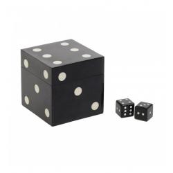 Игра на зарче в луксозна опаковка - 7.5х7.5х7.5