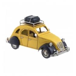 Метална кола такси