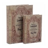 Кожена кутия книга